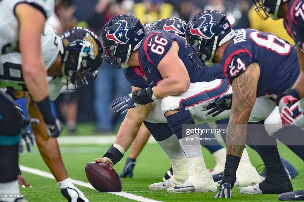 NFL: DEC 30 Jaguars at Texans : News Photo