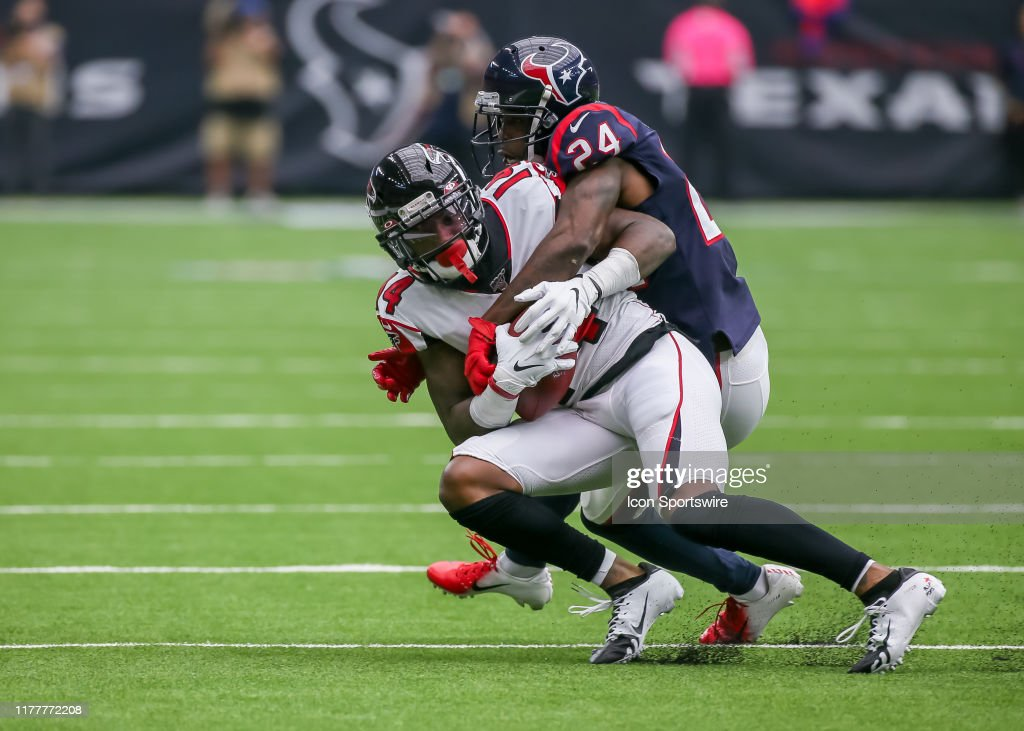 NFL: OCT 06 Falcons at Texans : News Photo