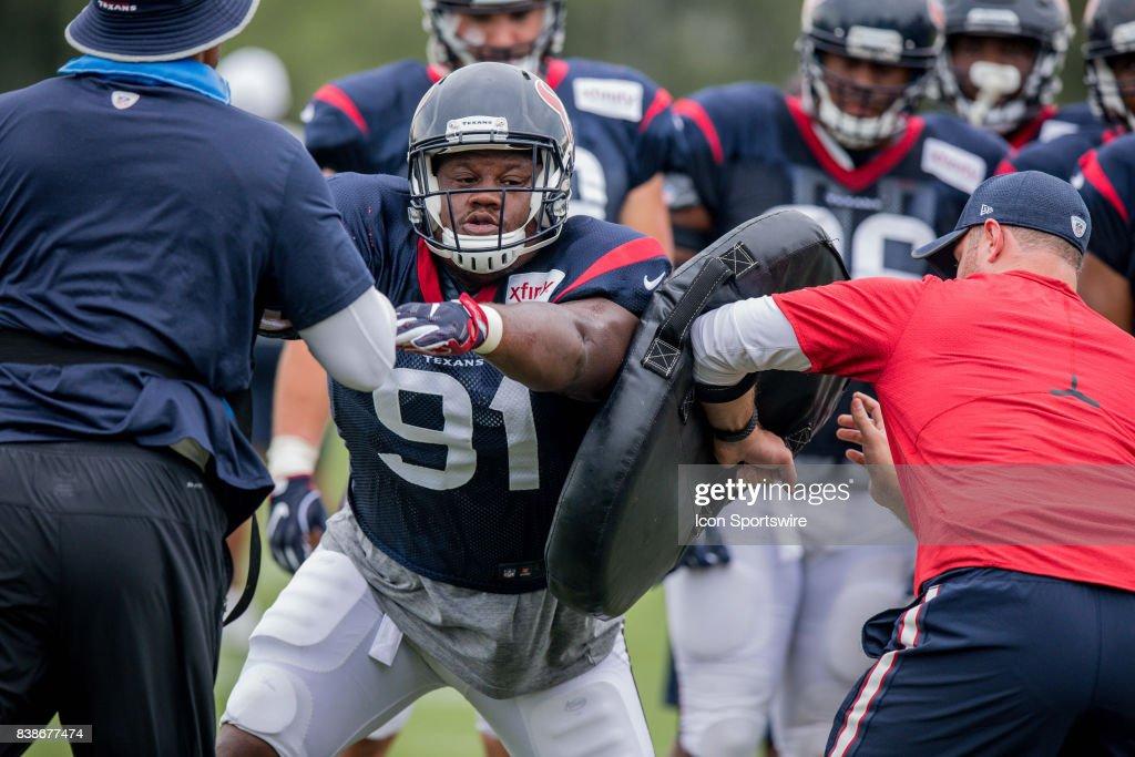 Carlos Watkins NFL Jersey