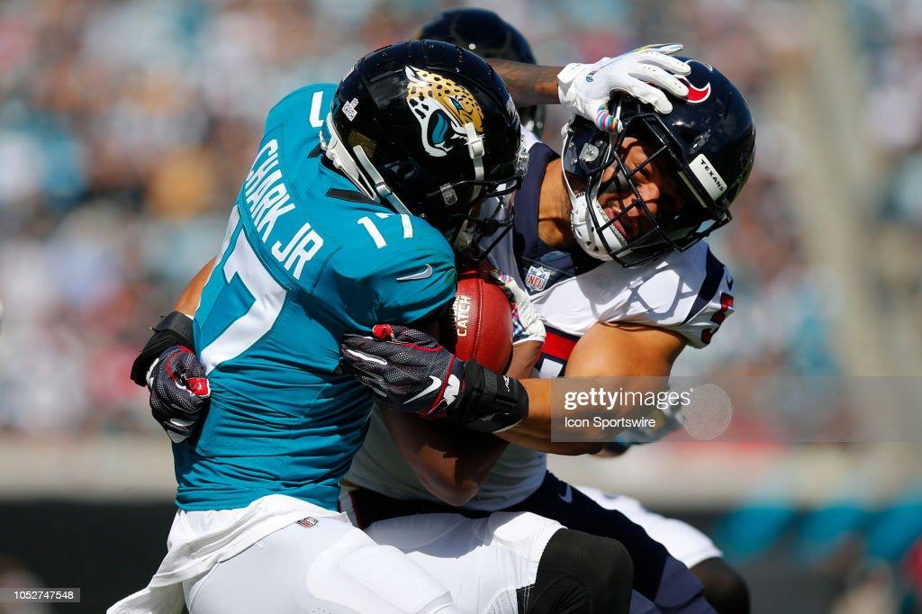 NFL: OCT 21 Texans at Jaguars : News Photo