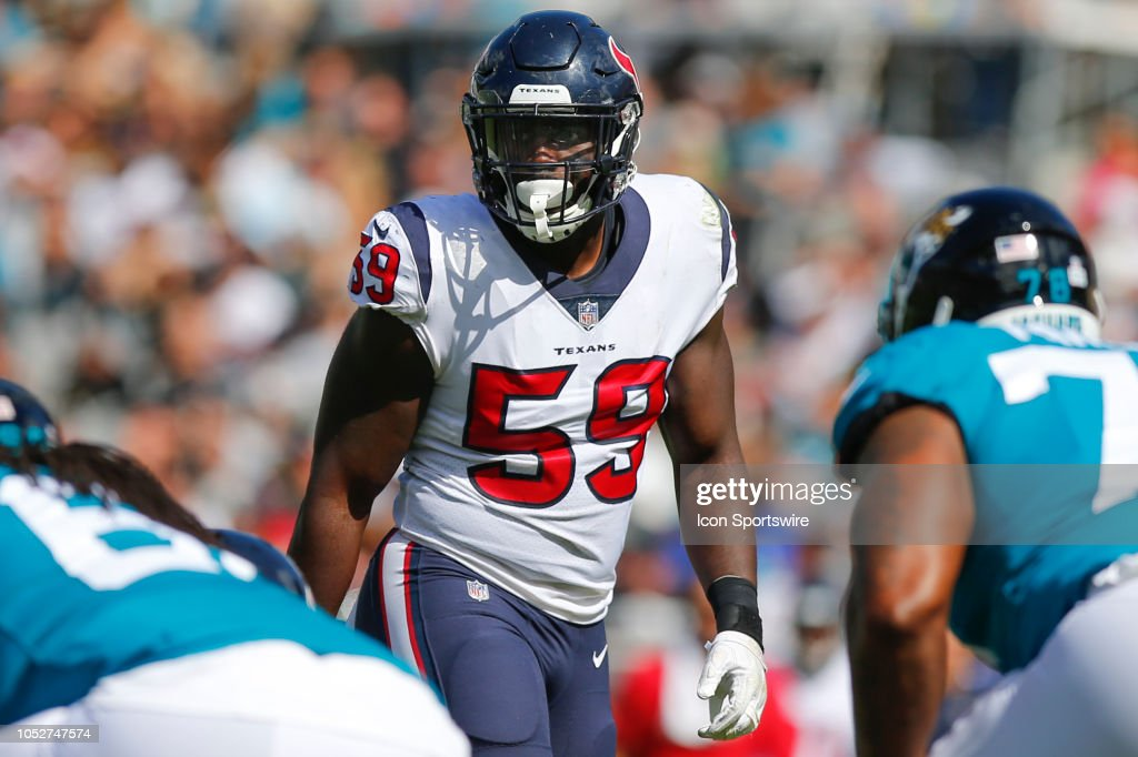 NFL: OCT 21 Texans at Jaguars : News Photo