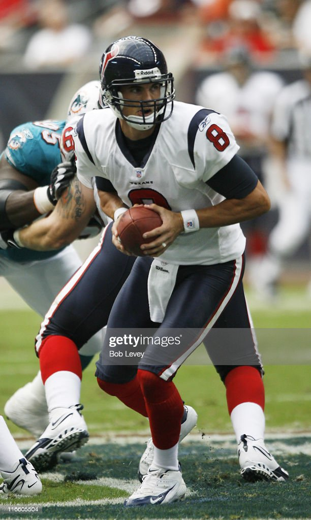 Miami Dolphins vs Houston Texans - October 1, 2006
