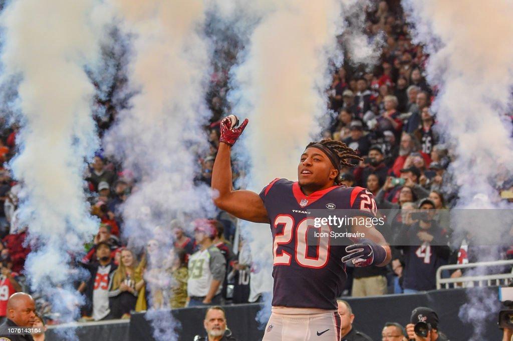 NFL: DEC 30 Jaguars at Texans : News Photo