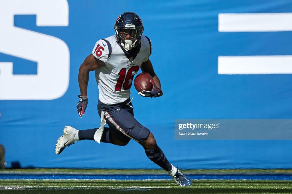 NFL: SEP 30 Texans at Colts : News Photo