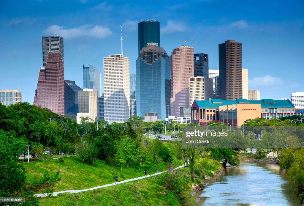 Houston, Texas : Stock Photo