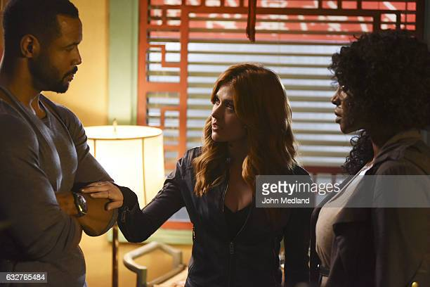"""How Are Thou Fallen"""" - Clary and Luke find themselves at odds over Cleo in How Are Thou Fallen, an all new episode of Shadowhunters, airing MONDAY,..."""