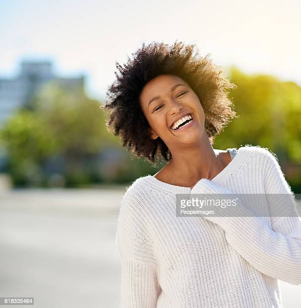 how beautiful it is to see her happy - black people laughing stock photos and pictures
