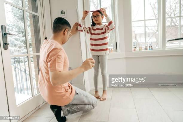 Woran erkennen Sie, wie groß Ihr Kind werden