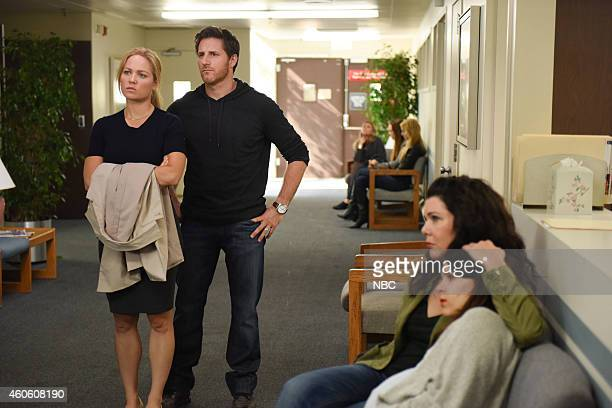 PARENTHOOD How Did We Get Here Episode 610 Pictured Erika Christensen as Julia BravermanGraham Sam Jaeger as Joel Graham Lauren Graham as Sarah...