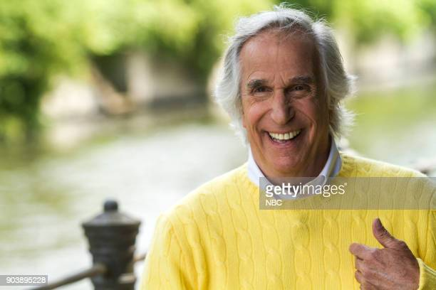 NEVER 'How Do You Say Roots in German' Episode 202 Pictured Henry Winkler