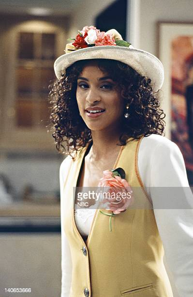 AIR How I Spent My Summer Vacation Episode 1 Pictured Karyn Parsons as Hilary Banks Photo by Joseph Del Valle/NBCU Photo Bank