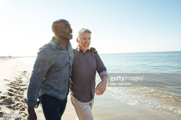 how much to save for retirement - heterosexual couple stock pictures, royalty-free photos & images