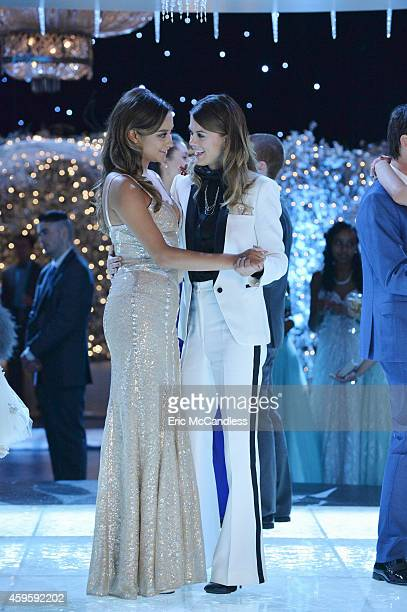 LIARS How the 'A' Stole Christmas Aria Emily Hanna and Spencer look for proof to clear Spencer's name in How the 'A' Stole Christmas the special...