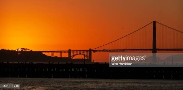 How The Bridge Got Its Color