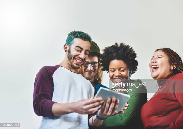 How the connected generation connect