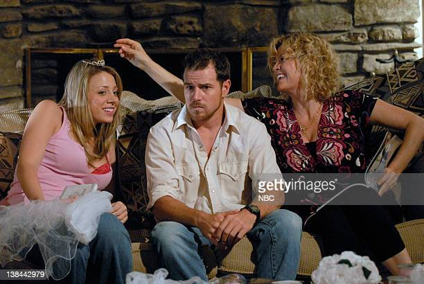 LIGHTS How the Other Half Live Episode 303 Pictured Stacey Oristano as Mindy Collette Derek Phillips as Billy Riggins Dana WheelerNicholson as Angela...