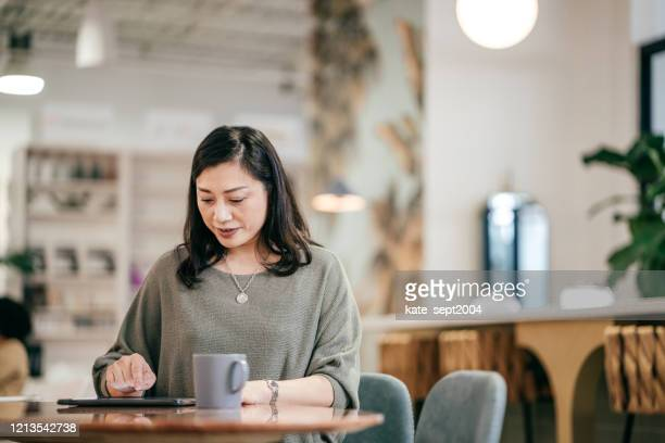 how to be productive while working from home - hot desking stock pictures, royalty-free photos & images