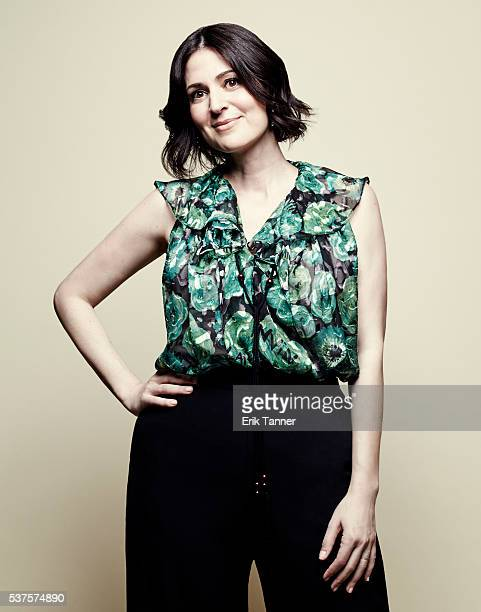 'How to Dance in Ohio' director/producer Alexandra Shiva poses for a portrait at the 75th Annual Peabody Awards Ceremony at Cipriani Wall Street on...