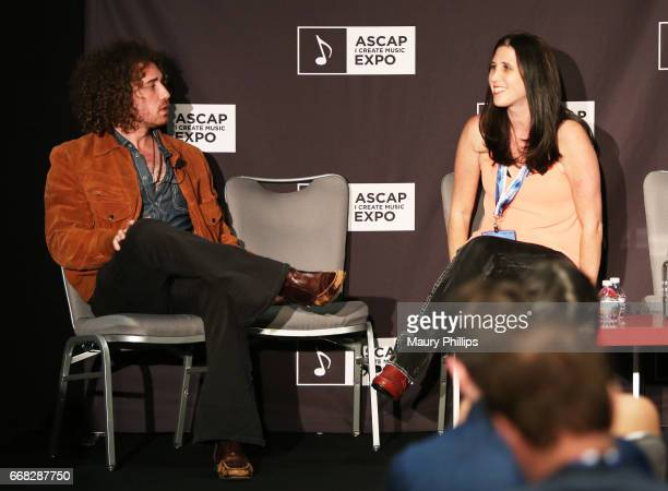How To Make It in the New Music Business Author Ari Herstand speaks onstage at 'Redefining Success How to Make it in the New Music Business' during...