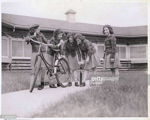How To Ride A BicycleIn One Hard Lesson There was great rejoicing in the Dionne household in Callander Ontario when Mr Dionne informed his five...