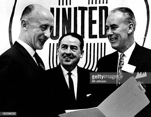 APR 26 1963 How to Run a Campaign One hundred eightyfive United Fund and Community Chest representatives from Utah Colorado Wyoming and Nebraska met...