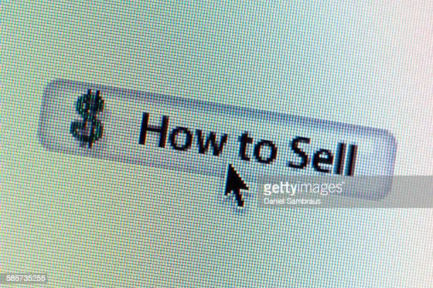 'How To Sell' wesite button