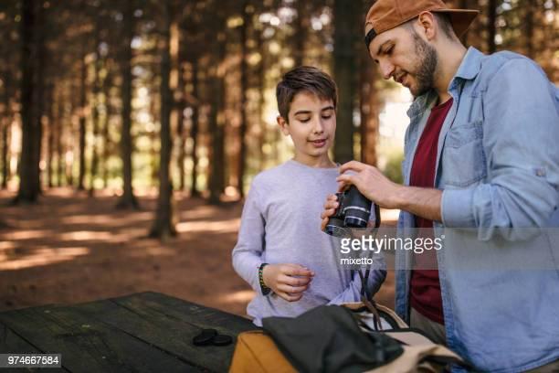 How to use binoculars?
