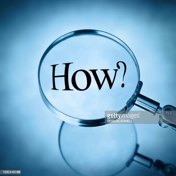how under magnifying glass - instructions stock pictures, royalty-free photos & images