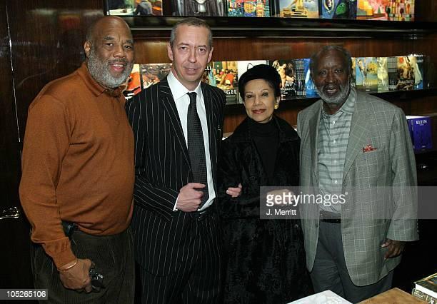 Howard Bingham Benedikt Taschen and guests