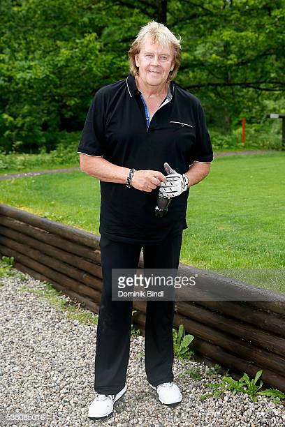 Howard Carpendale attends the 2016 Davidoff Tour Gastronomique at golf club Beuerberg on June 4 2016 in Penzberg Germany