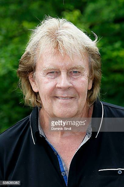 Howard Carpendale attends the 2016 Davidoff Tour Gastronomique at golf club Beuerberg on June 4, 2016 in Penzberg, Germany.