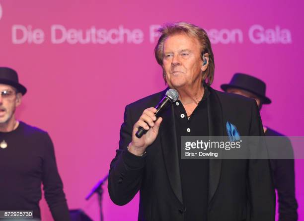 Howard Carpendale performs at the TULIP Gala 2017 at MetropolisHalle on November 11 2017 in Potsdam Germany