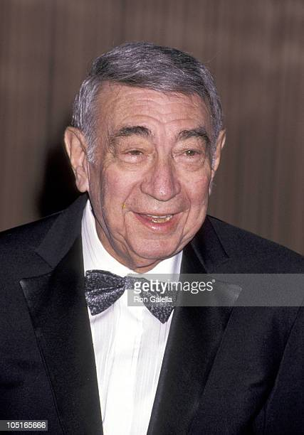 Howard Cosell during 8th Annual 'CORE' Martin Luther King Awards Dinner at Sheraton Hotel in New York City New York United States