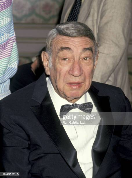Howard Cosell during The Jackie Robinson Foundation Presents The Robie Awards at Waldorf Astoria in New York City NY United States