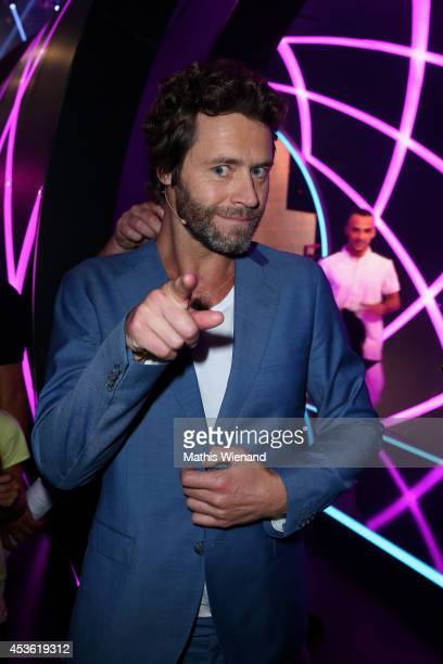 Howard Donald during the final of the tv show 'Got to Dance' on August 14, 2014 in Cologne, Germany.