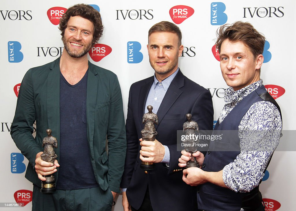 Ivor Novello Awards 2012 - Press Room
