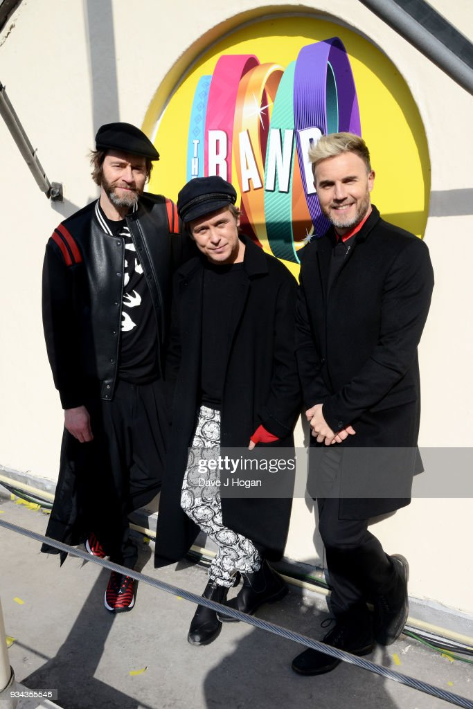 Take That Musical 'The Band' By Tim Firth West End Launch
