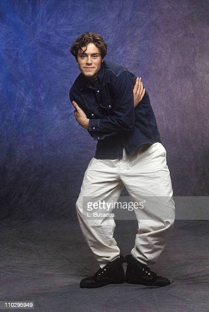 Howard Donald of Take That during Take That Studio Session March 1 1993 at Studio Session in New York City New York United States