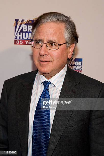 Howard Fineman attends salute to Brit Hume at Cafe Milano on January 8 2009 in Washington DC