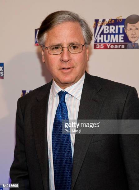 Howard Fineman attends salute to Brit Hume at Cafe Milano on January 8, 2009 in Washington, DC.
