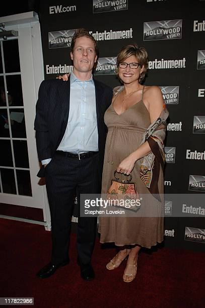 Howard Gould and Ashleigh Banfield at Entertainment Weekly 13th Annual Academy Awards Viewing Party at Elaine's
