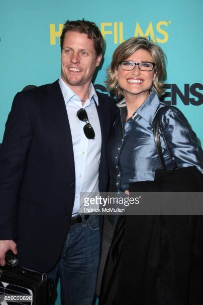 Howard Gould and Ashleigh Banfield attend HBO FILMS Presents the New York Premiere of GREY GARDENS at The Ziegfeld Theatre on April 14 2009 in New...