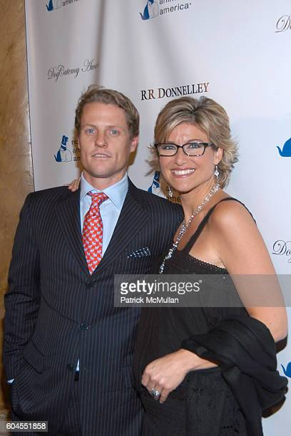 Howard Gould and Ashleigh Banfield attend North Shore Animal League Hosts America's DogCatemy Awards at Capitale on November 29 2006 in New York