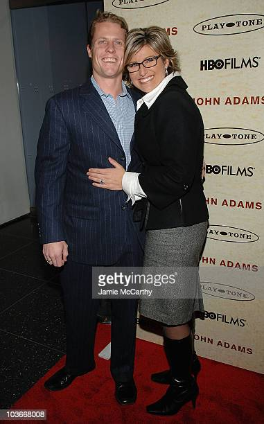 Howard Gould and Ashleigh Banfield attend the John Adams New York Premiere at Museum of Modern Art on March 32008 in New York