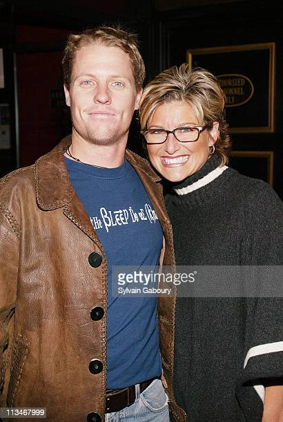 Howard Gould Ashleigh Banfield during New York premiere of Kung Fu Hustle at Ziegfeld Theater in New York New York United States