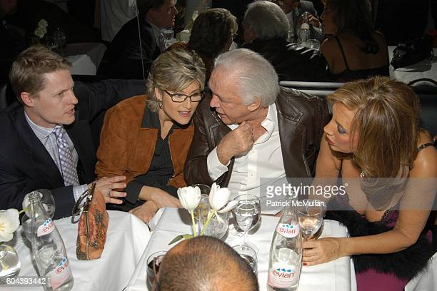 Howard Gould Ashleigh Banfield Marty Richards and Denise Rich attend THE CINEMA SOCIETY and DIOR BEAUTY present the Premiere of BASIC INSTINCT 2...
