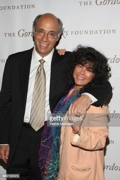 Howard Greenberg and Karen Marks attend Celebrating Fashion Gala Awards Dinner to Support The GORDON PARKS Foundation at Gotham Hall on June 2 2009...