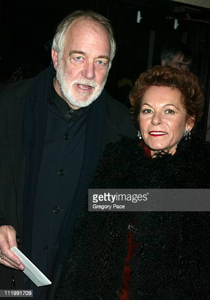 Howard Hesseman and wife Caroline during A Work In Progress An Evening With Alexander Payne at MOMA Film at The Gramercy Theatre in New York City New...