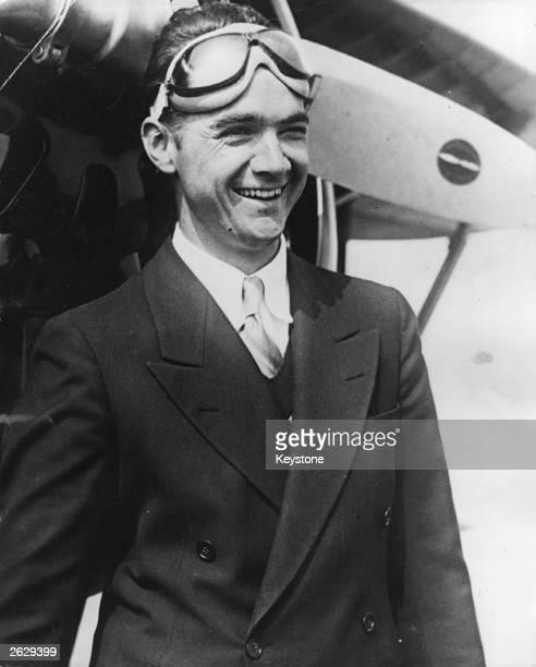 Howard Hughes , eccentric American multi-millionaire industrialist, film director and producer, aviator and record breaker.