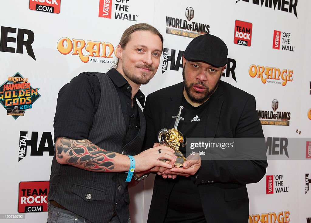Metal Hammer Golden Gods Awards
